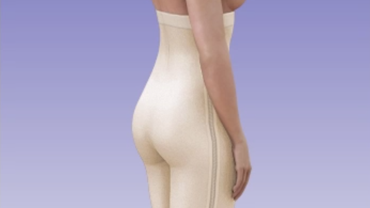 Buttock Enhancement Animation | American Society of Plastic