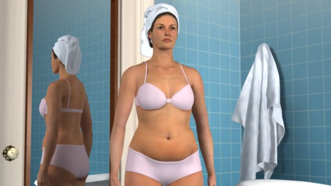 Fat Transfer Breast Augmentation Animation Asps